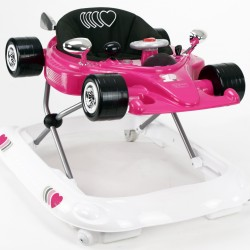 Asalvo Hamilton Pink Walking Tracker 6m+