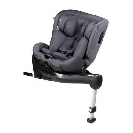 Grey Roma car seat