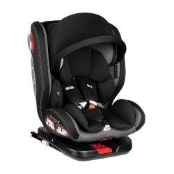 Discover Car Seat Dual 360º Black-Grey