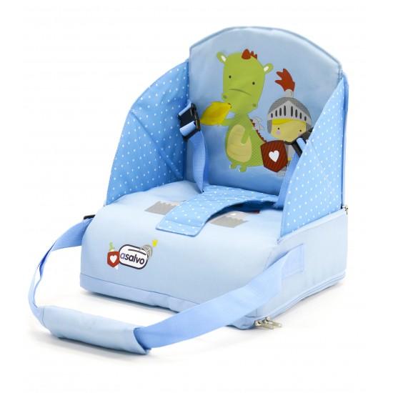 Asalvo Travel Chair Camelot Blue