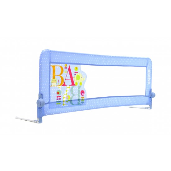Asalvo 2 in 1 Safety Bed Barrier - Camelot Light Blue