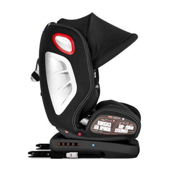 Discover Car Seat Dual 360º Black