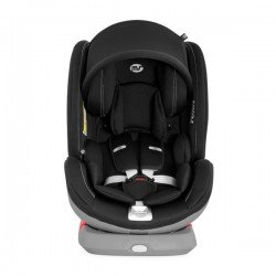 Car seat Turn dual 360º Black
