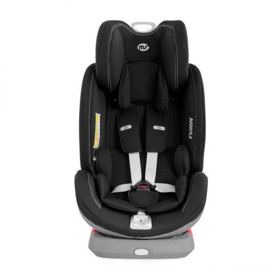 Car seat Turn dual 360º Black