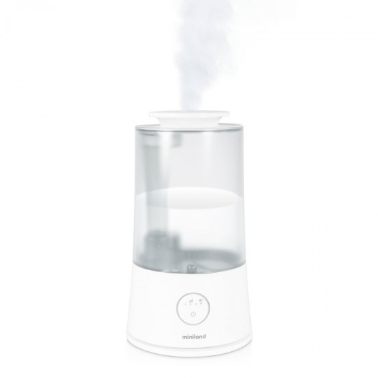 Smart Humidifier Miniland Humitop with wifi in White