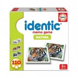 Educa Identic Natura 110 Cartas