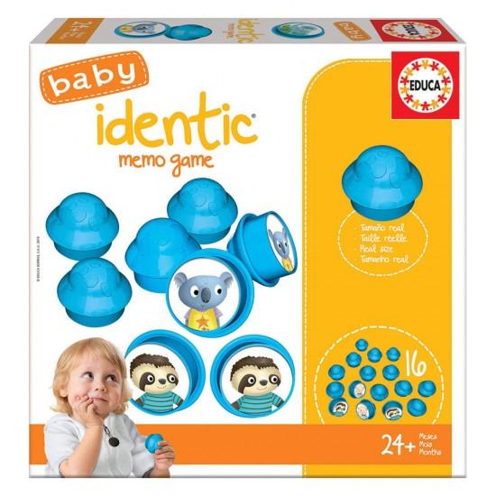 Educa Baby Identic Memo