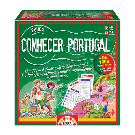 Educa Conhecer Portugal