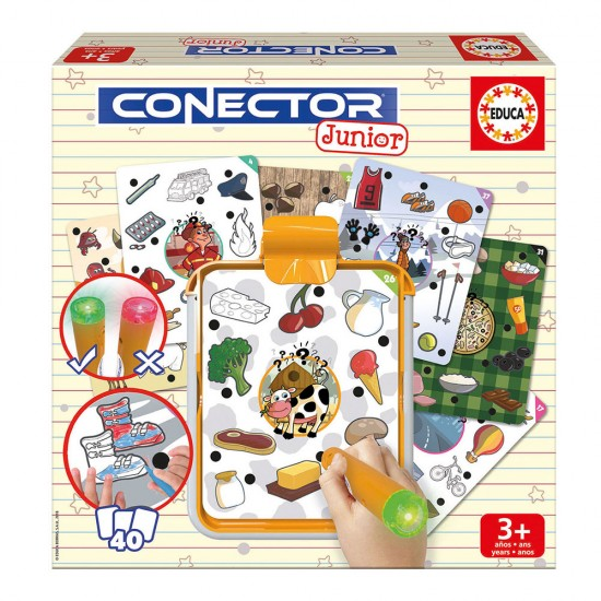 Educa Conector Junior Vida e Ambiente