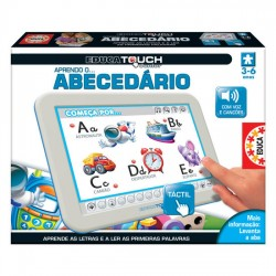 Educa Touch Junior Aprendo... El Abecedario