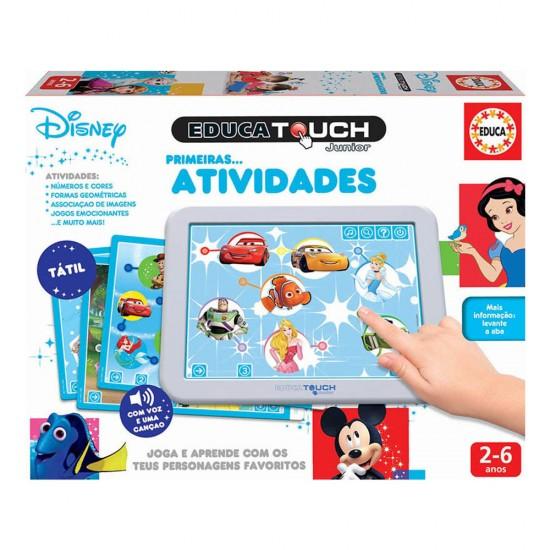 Educa Touch Junior Primeiras Atividades