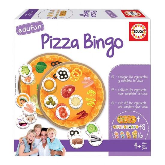 Edufun Pizza Bingo