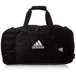 Saco despotivo Adidas DQ1071 con bolso lateral cor preto 60 cm