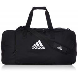 Bolsa de deporte Adidas Tiro Du negro con bolsillo lateral 70 cm