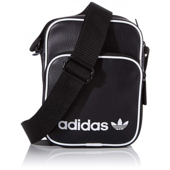 Mini Bag Vint Saco de Ombro Adidas preto DH1006