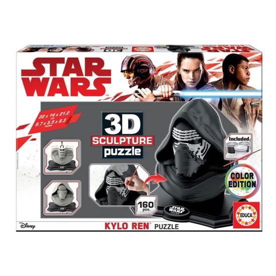 Educa 3D Kylo Ren