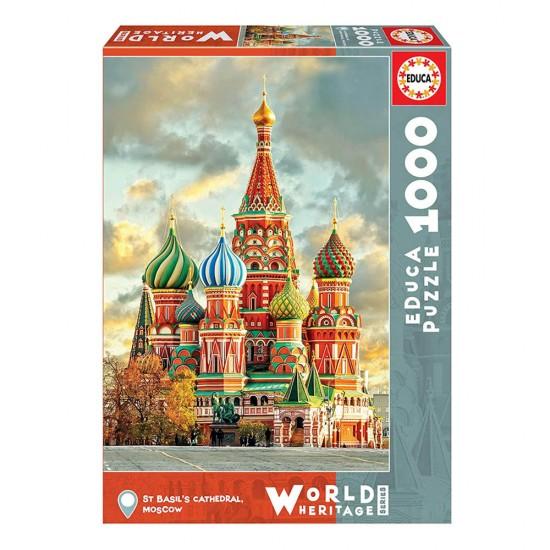 Puzzle 1000 Catedral De São Basílio