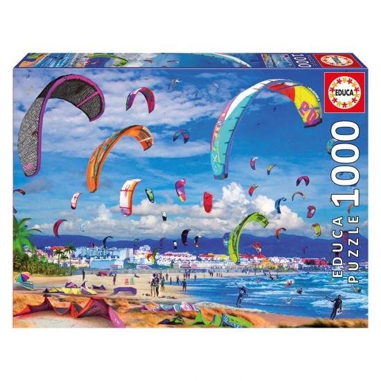 Puzzle 1000 Kitesurfing