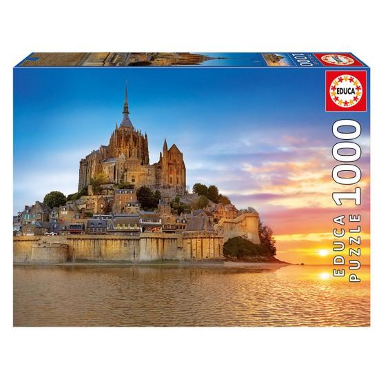 Puzzle 1000 Monte Saint-Michel
