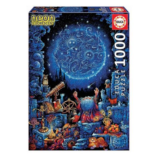 Puzzle 1000 Neon O Astrólogo