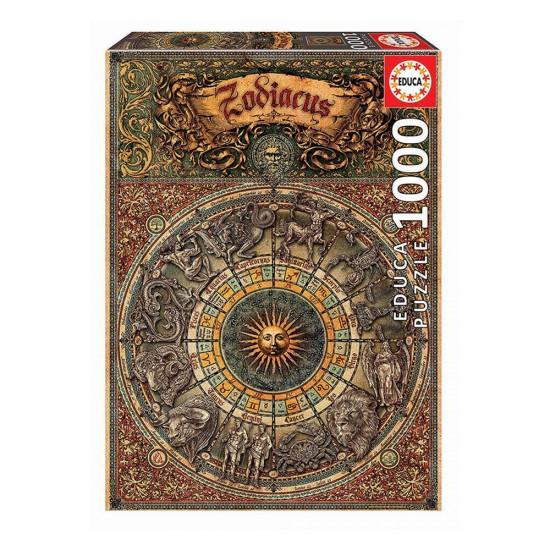Puzzle 1000 Zodíaco