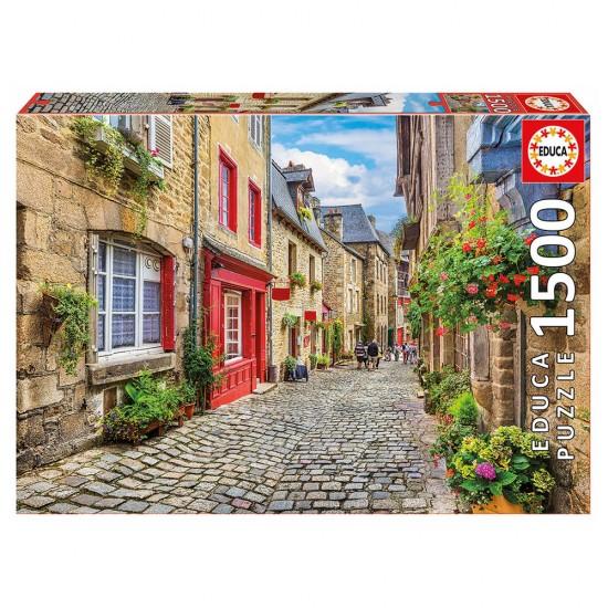Puzzle 1500 Calle de Flores