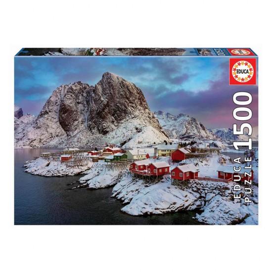 Puzzle 1500 Ilhas Lofoten, Noruega