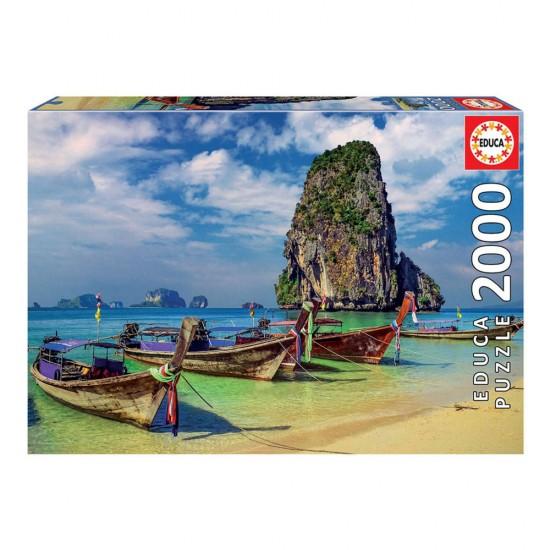 Puzzle 2000 Krabi, Tailândia