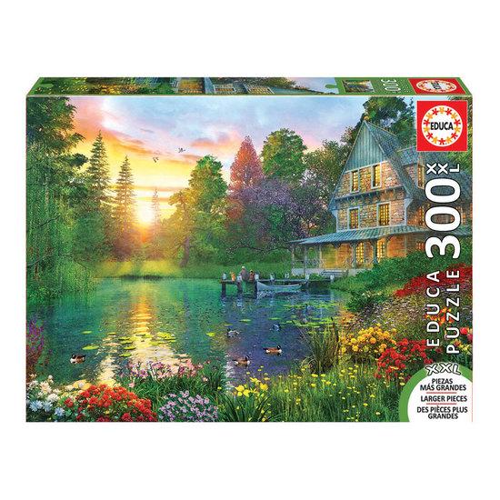 Puzzle 300 XXL Pôr-do-Sol