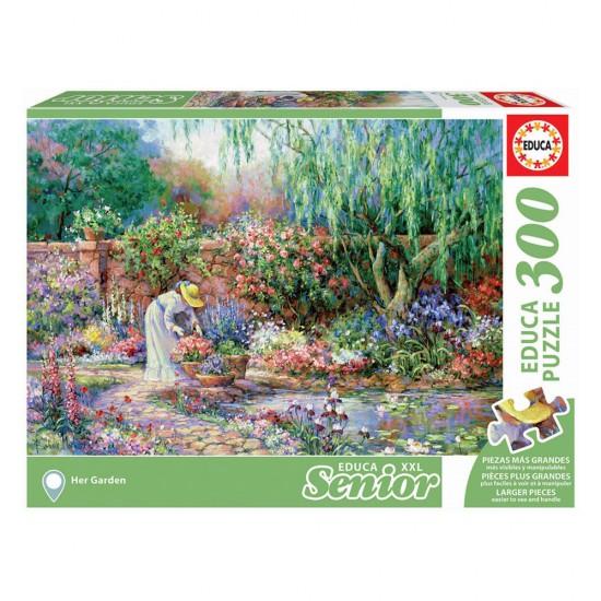 Puzzle 300 XXL su Jardín