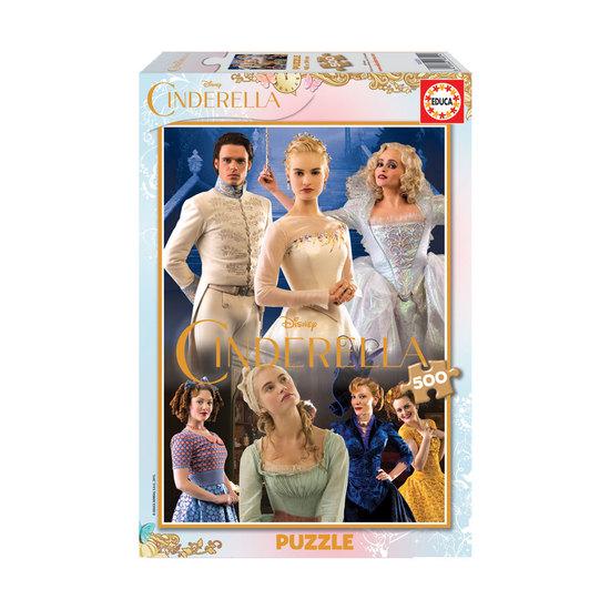 Puzzle 500 Cinderella