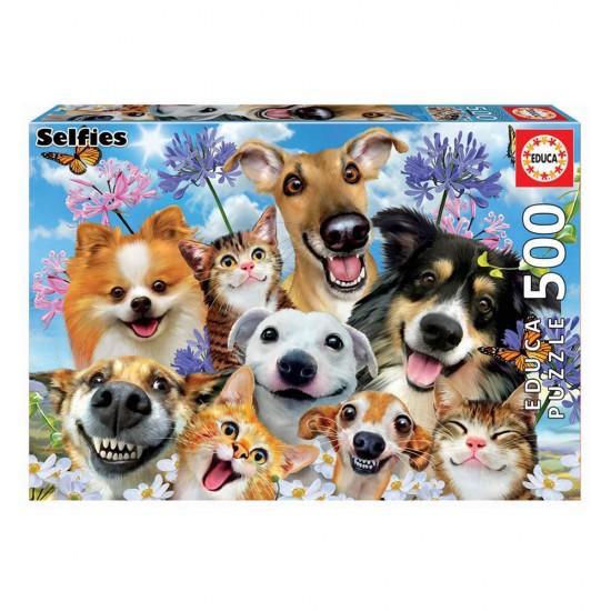 Puzzle 500 Fun in the Sun Selfie