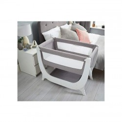 Mini-cradle Light Grey with Convertible Kit