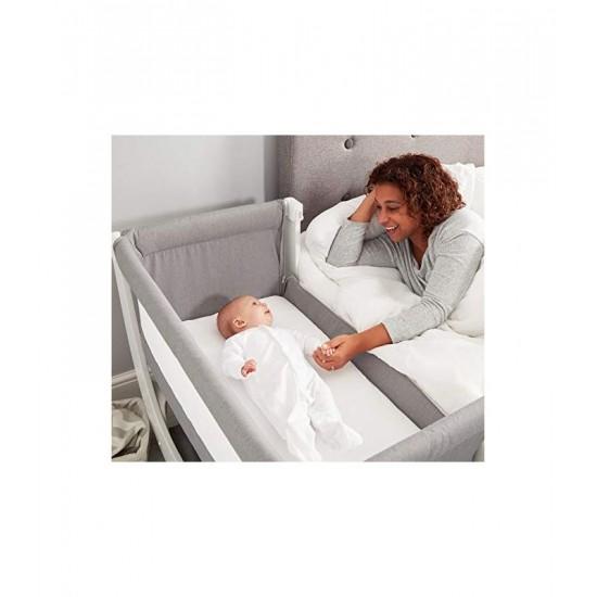 Mini-cradle Light Grey with Convertible Kit