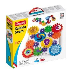 Quercetti Gear Game 55 pieces