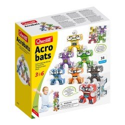 Quercetti Game Acrobats 16 pieces