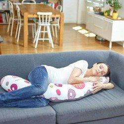 Babymoov Pregnancy and nursing cushion Doomoo Flowers