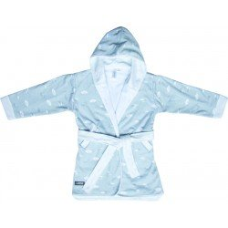 Luma Lovely Sky Bathrobe (clouds) - LU01619