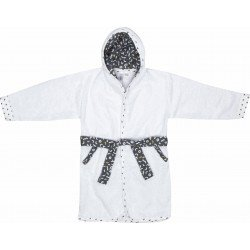 Luma Bathrobe Memphis Grey - LU01618