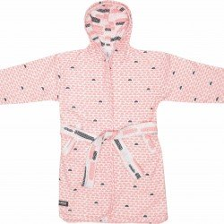 Luma Bathrobe Peach Moon - LU01616