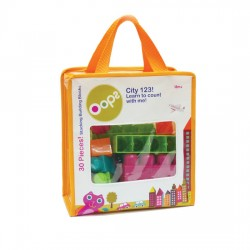 Oops Block Playset L 30 pcs