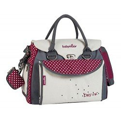 Babymoov Bolso maternal Baby Chic color rojo