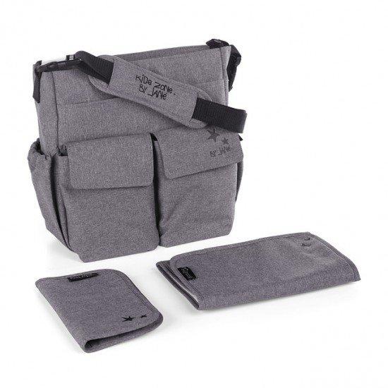 Changer Bag Mama Bag grey