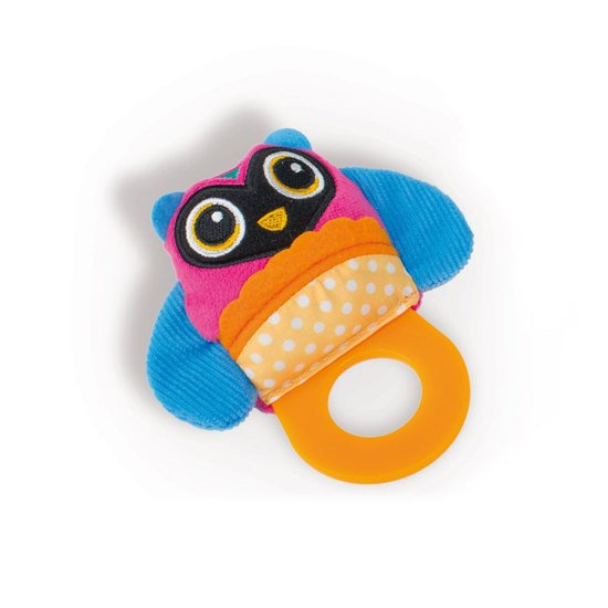 Oops Teething Toy Owl