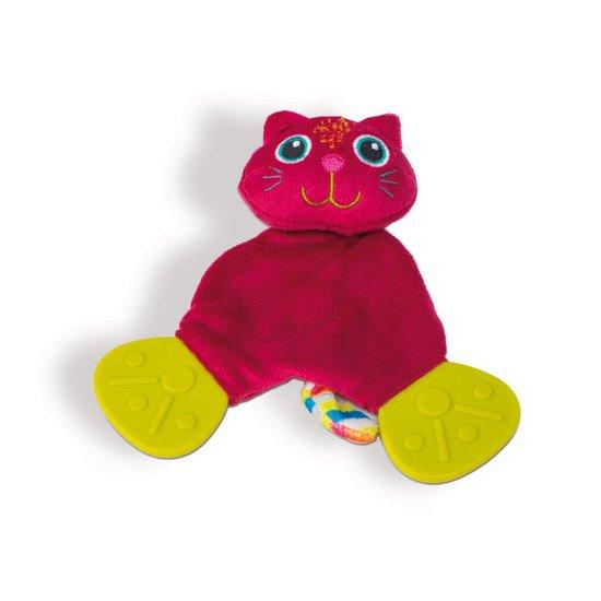 Oops Comforter Toy Cat