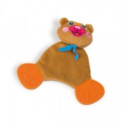 Hoppla Bettdecke Spielzeugbär