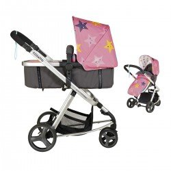 Duo stroller Cosatto Giggle Mix - Happy Stars