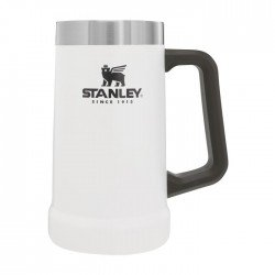 Stanley Beer Bottle Adventure 0,70L Polar White