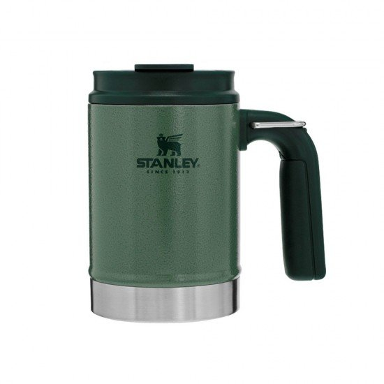 Stanley Jar Termo Campo Classic 0.47L Green Hammertone