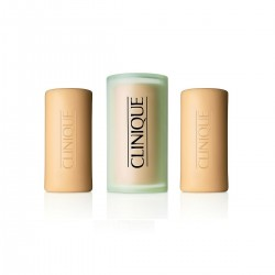 Clinique - 3 Little soaps mild with dish 150 gr